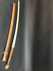 軍刀 日本刀 拵え 現代刀