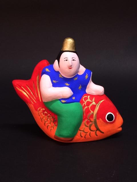 郷土玩具 土人形 垂水人形