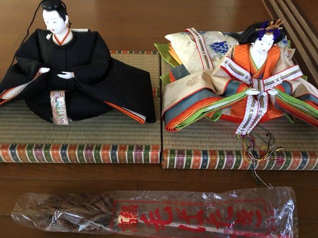 お雛様 三月人形 日本人形